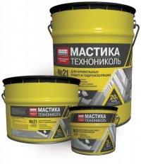 Мастика битумно-полимерная ТехноНИКОЛЬ №21
